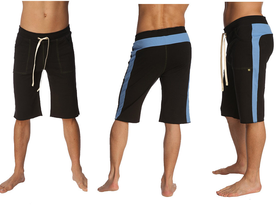 Eco-Track Men's Short (Black w/Ice)