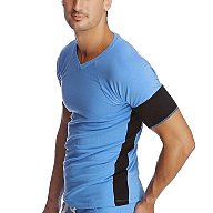 Men's t-shirts for yoga & workout