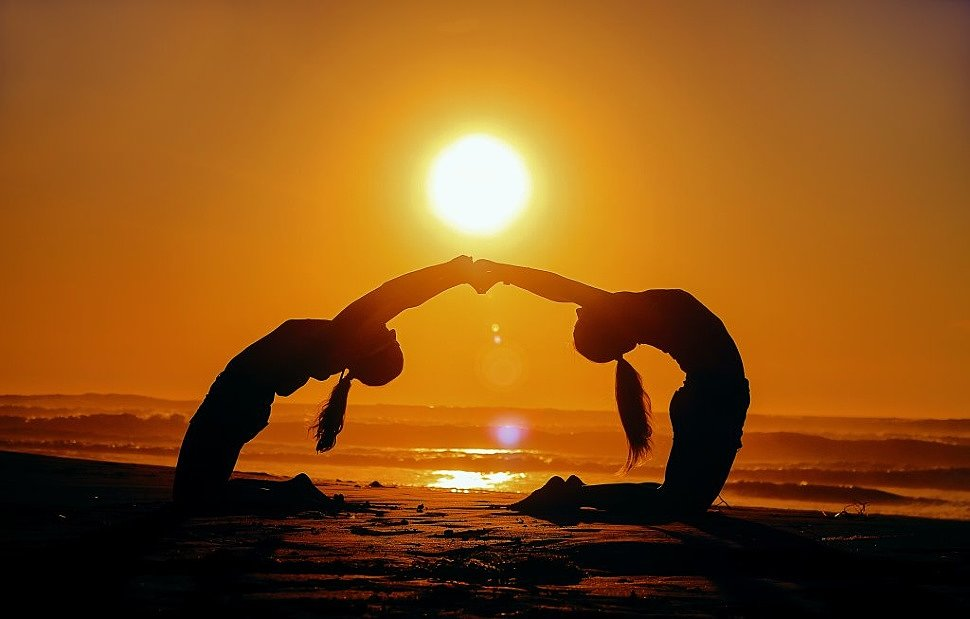 Yoga-The Plain Truth - picture in the blog