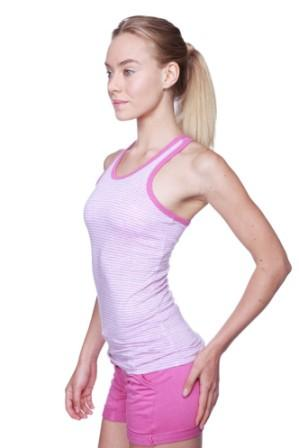 Women's Top for Yoga & Fitness