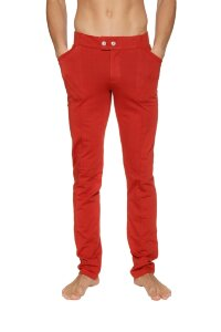 Tactical Urban Travel Yoga Dress Pants Men's (Cinnabar)
