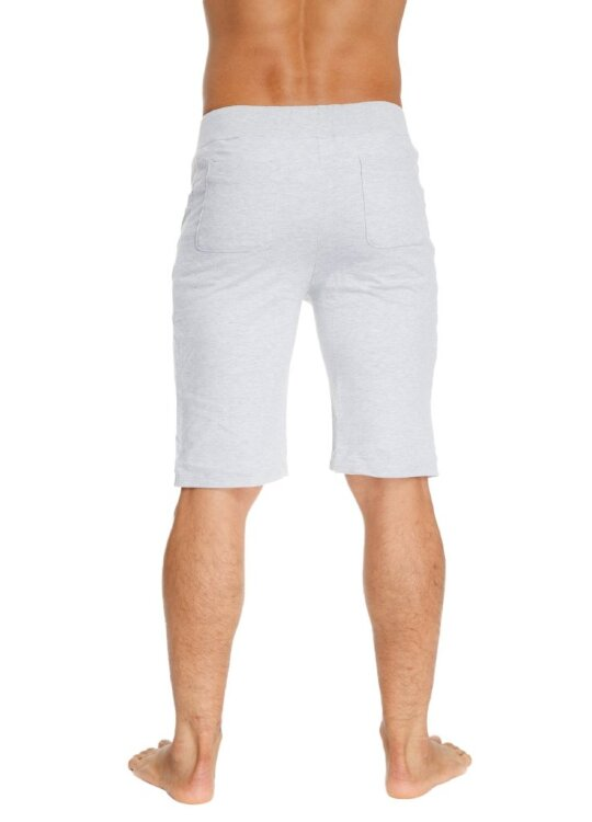 Men's Urban Dress Yoga Shorts (Heather Grey)