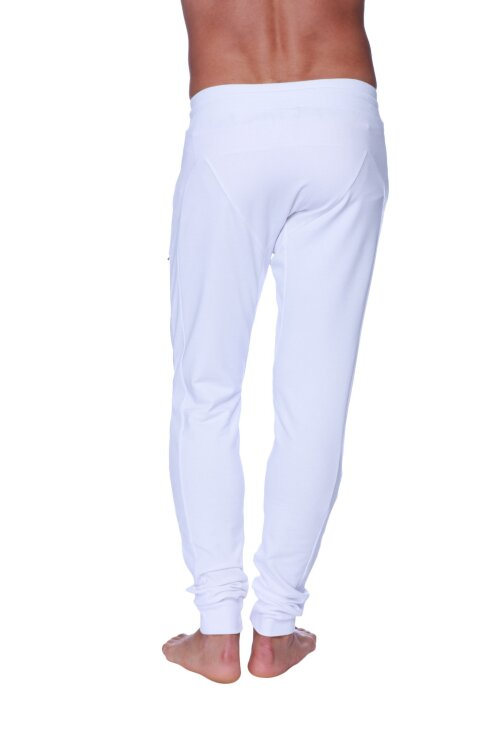 Long Cuffed Perfection Yoga Pants (White)_3.jpg