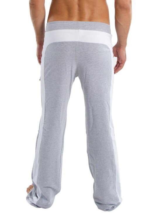 Eco-Track Mens Pant for Yoga (H Gray w-White)_0.1.jpg