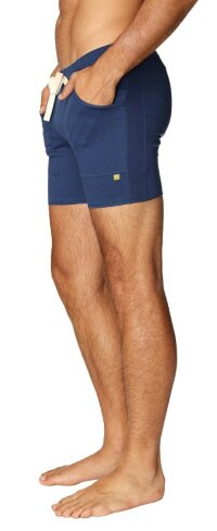 Transition Yoga Short (Royal Blue)