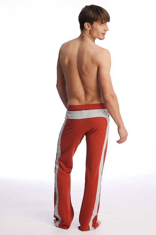 Track Yoga Pants for men  (Cinnabar Grey).jpg