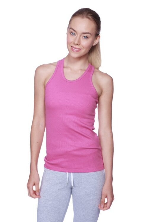 Women's All-American Racerback Tank Top for Yoga & Fitness (Berry)_1.jpg