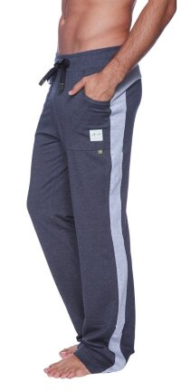 Eco-Track Pant (Charcoal w/Grey)