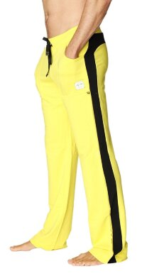 Eco-Track Pant (Yellow w/Black)