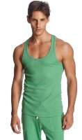 Sustain Tank Top for Yoga (Bamboo Green)