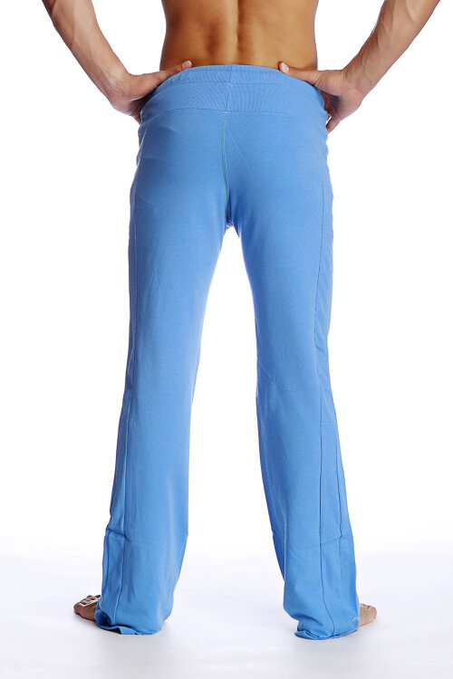 Yoga Track Pant for Guys  (Ice Blue)_3.jpg