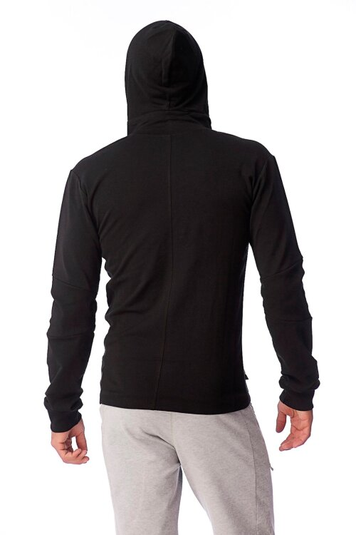 Organic Yoga Hoodie for men (Black)_0.1.jpg