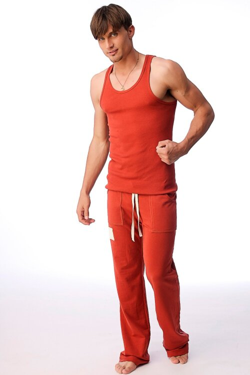 Men's Cinnabar Sustain Yoga Tank Top_0.1.jpg