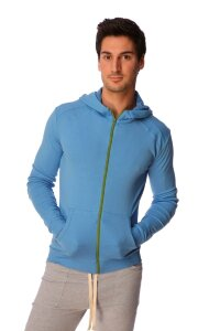 Crossover Hoodie (Ice Blue)