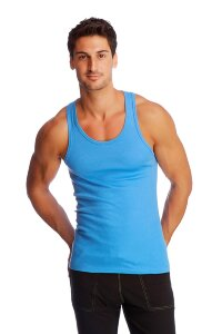Sustain Tank Top for Yoga (Ice Blue)