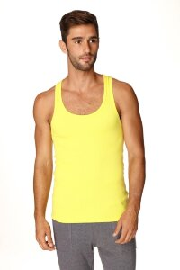 Sustain Tank Top for Yoga (Tropic Yellow)