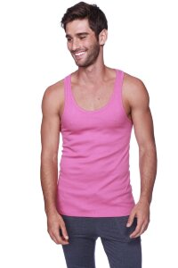 Sustain Tank Top for Yoga (Berry)