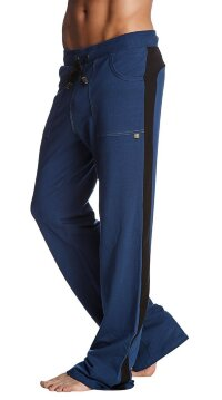 Eco-Track Pants (Royal Blue w/Black)