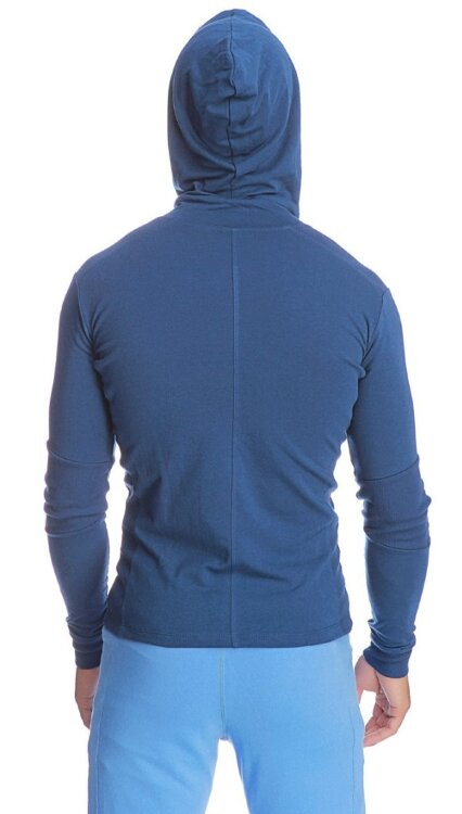 Organic Hoodie for Men (Royal)